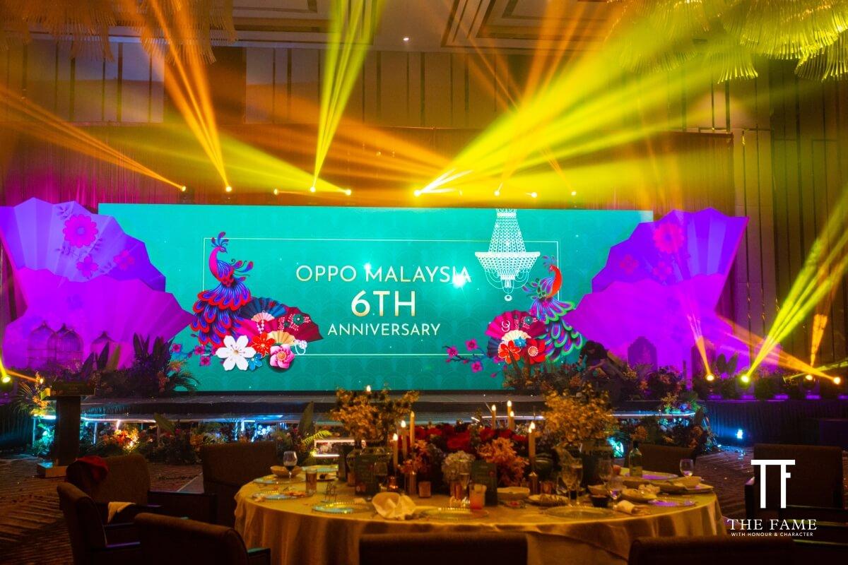 OPPO Malaysia 6th Anniversary