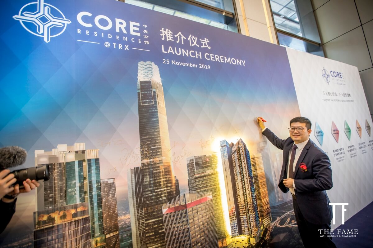 Core Precious Residence Launch Ceremony
