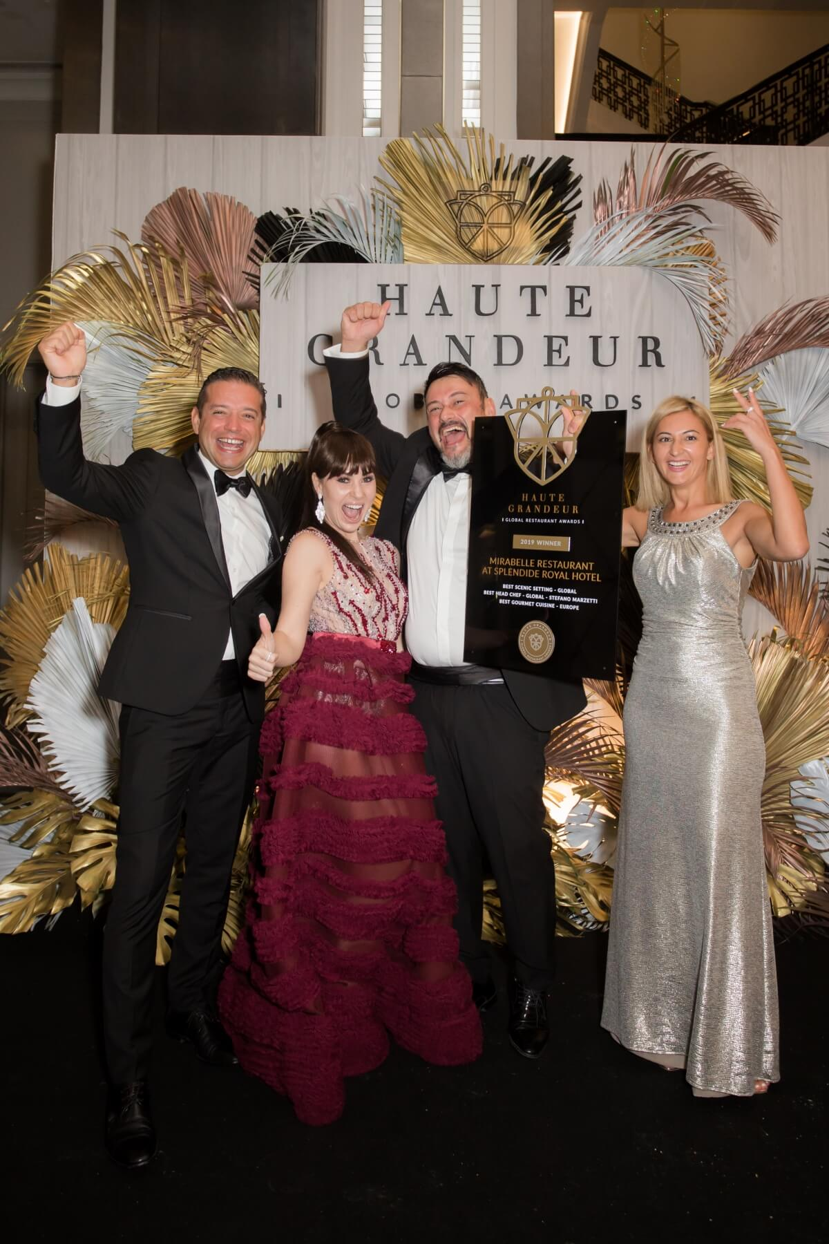 Haute Grandeur Global Awards