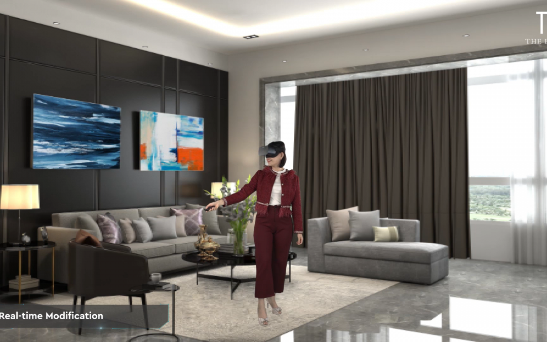How AR and VR are changing the Property Market